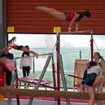 Compétition départementale individuelle GAF – Liffré, 19 janvier 2014