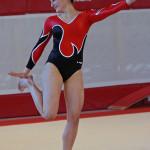 Compétition départementale par équipe GAF – St Domineuc, 25 janvier 2014